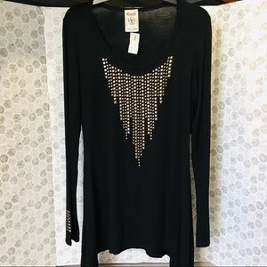 Vocal women's top/ tunic like size XL